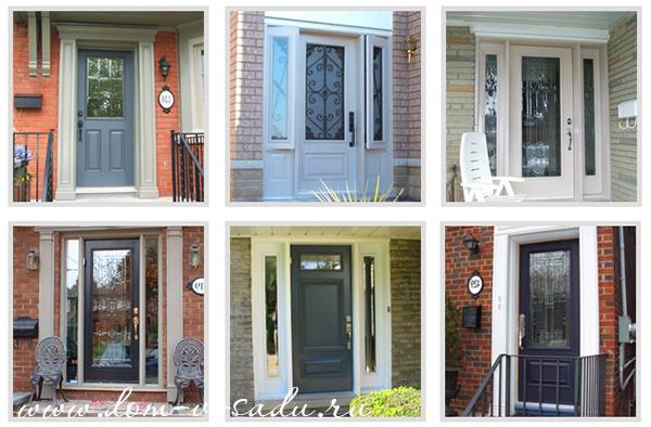 дизайн входных дверей для частного дома