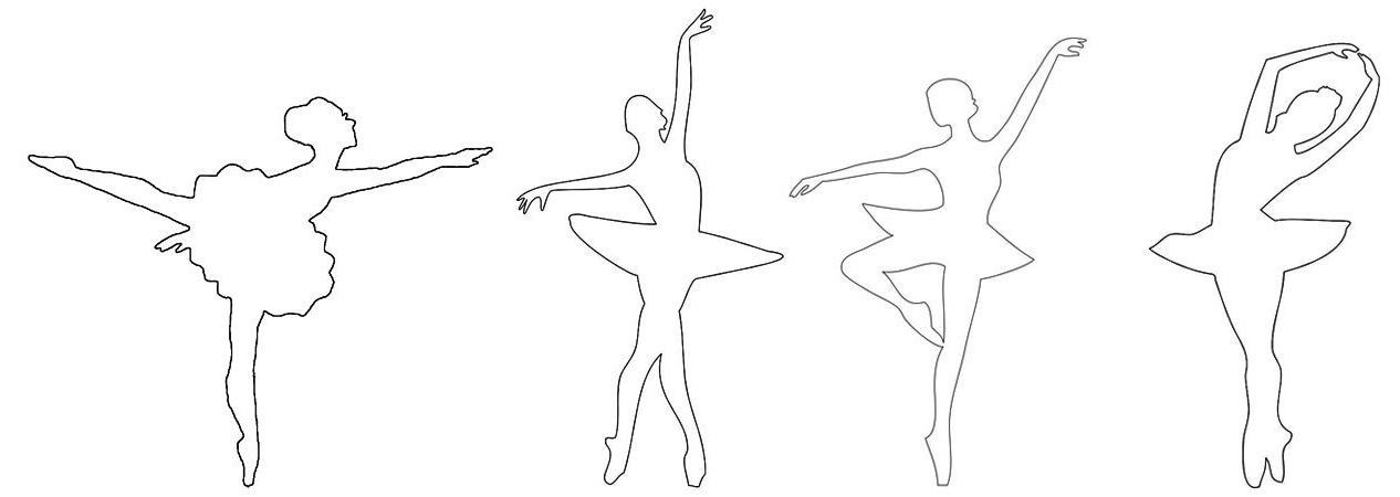 Юбка для балерины из бумаги