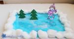 Поделка на тему зима в детский сад