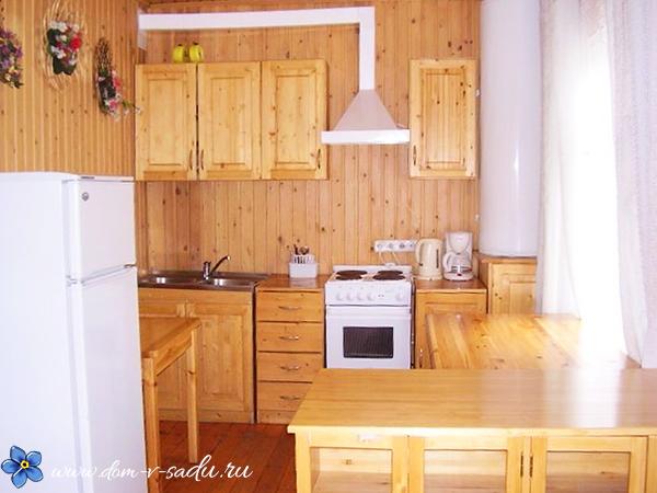 Закрытая кухня своими руками фото