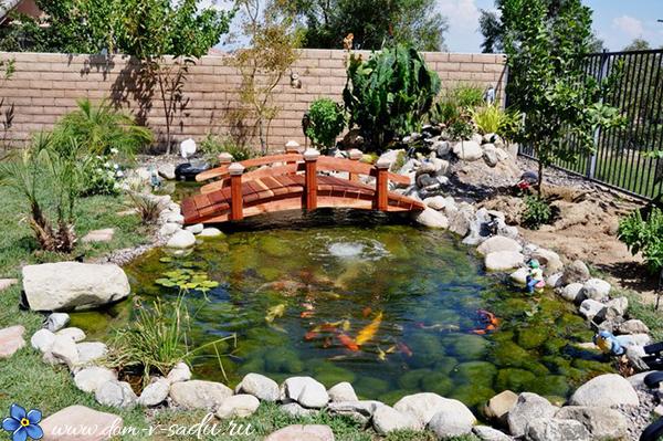 Романтические украшения для сада декоративные мостики.