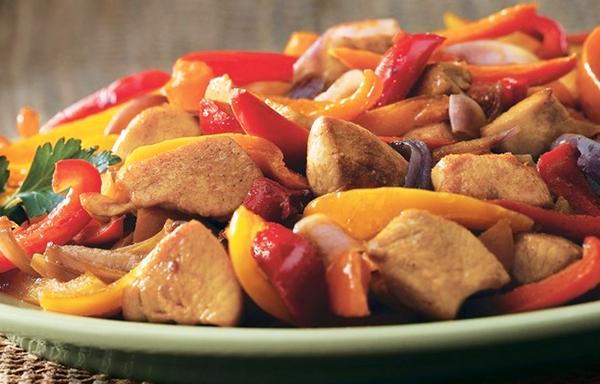 что приготовить на ужин из болгарского перца