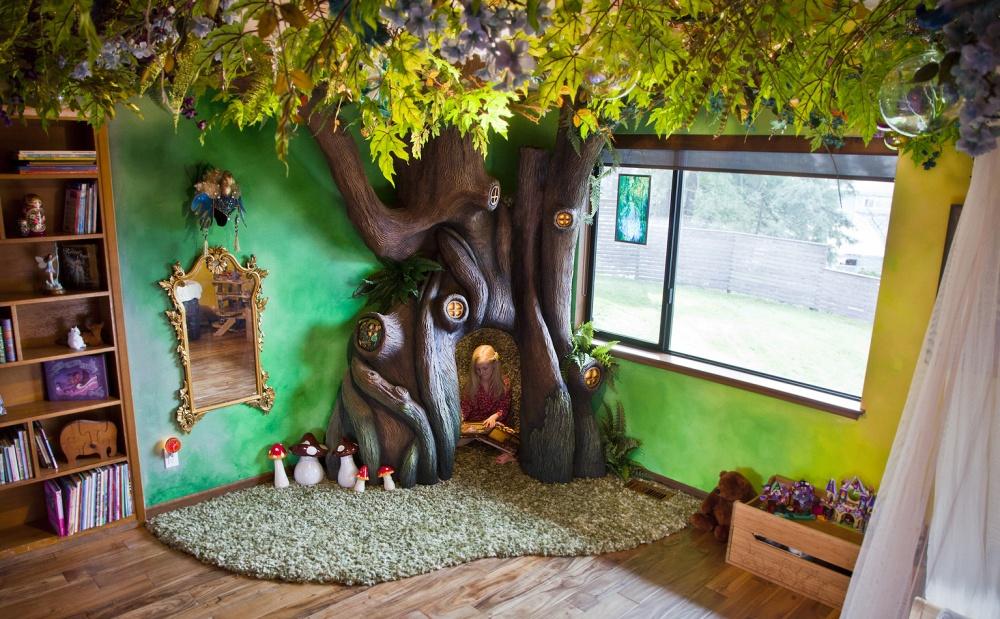 Дерево сказочное своими руками