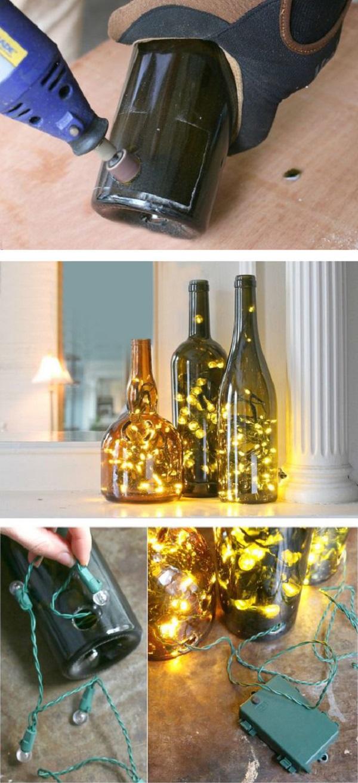 Bir şişe şampanya tatilin vazgeçilmez bir özelliğidir