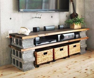 дачная мебель из подручных материалов