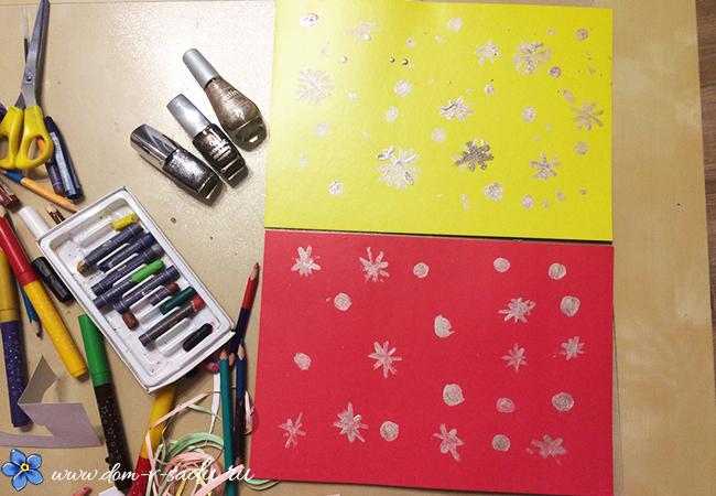 как делать поделки из бумаги на Новый год