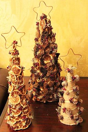 поделка елка на Новый год