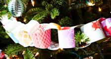новогодняя гирлянда на елку своими руками