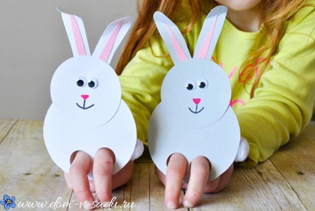 Как сделать кролика своими руками фото 479