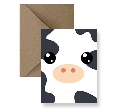 новогодние открытки с быком