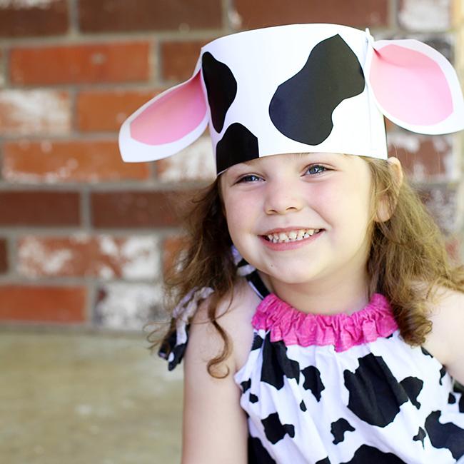 костюм быка для ребенка